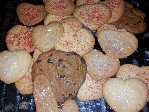 Vdaycookies