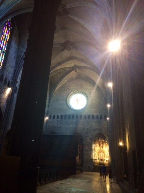 GironaCathedralinside