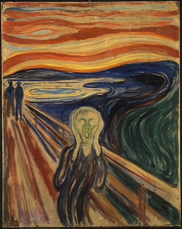 EdvardMunch,TheScream